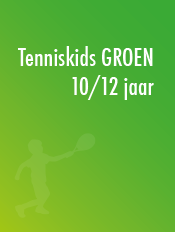 Tenniskids-groen